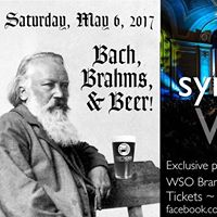 Bach Brahms and Beer