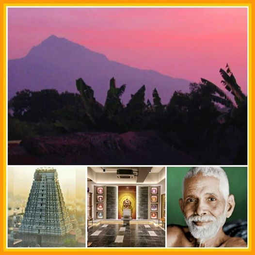 Yoga vacation to Thiruvannamalai and Chennai