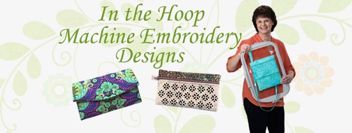 Embroidery Garden In The Hoop Class At Allbrands San Antonio