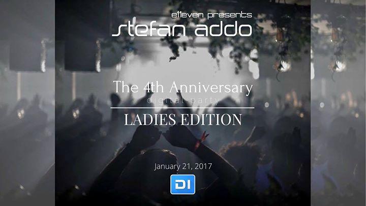 The 4th Anniversary Of e11even Presents w Stefan Addo On DI FM