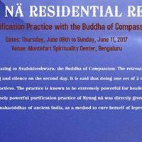 Nyung Na Residential Retreat in Bangalore