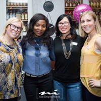 Oliviana Ladies Night Out  Networking Social