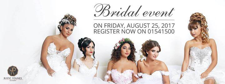 Bridal Event 2017 - Rafic Younes Academy
