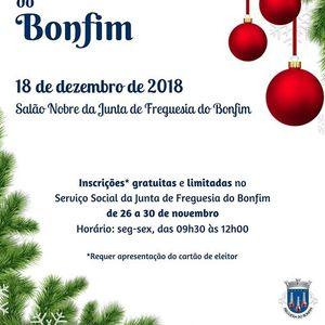 Almoo de Natal Snior do Bonfim (inscries esgotadas)