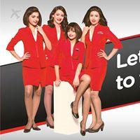 AirAsia Cabin Crew Recruitment - Ahmedabad
