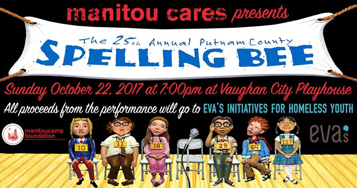 Manitou Cares Event The 25th Annual Putnam County Spelling Bee