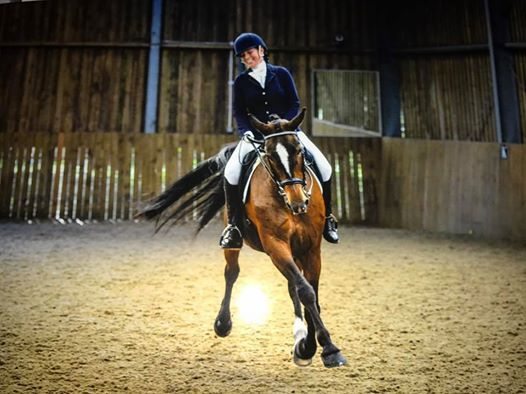 GB RIDER Dressage Championships 31st MARCH 2019