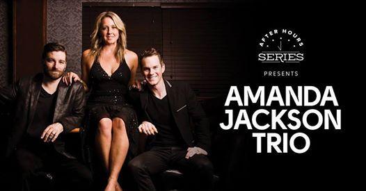 Amanda Jackson Trio live at Bar1911
