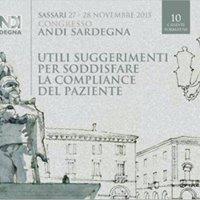 Congresso ANDI Sardegna - Utili suggerimenti per soddisfare la compliance del paziente