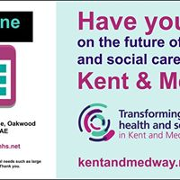 Public meeting on health and social care Maidstone