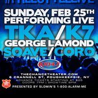 Vic Latinos FREESTYLELIVE TKA  K7 George Lamond Soave Coro