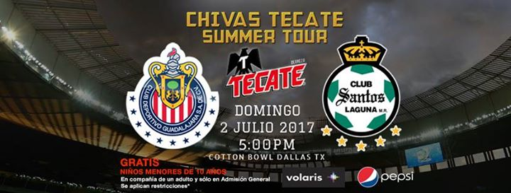 Chivas vs. Santos