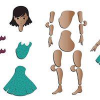 Stop Motion Animation Paper Puppets Workshop w Nikole Hidalgo