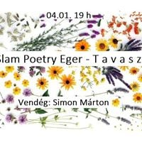 Slam Poetry Eger - Tavasz