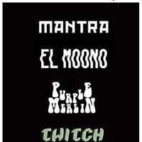 Mantra  El Moono  Purple Merlin  Twitch  Stone Jackals