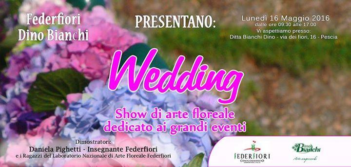 Bianchi Fiori Pescia.Wedding At Dino Bianchi Srl Pescia
