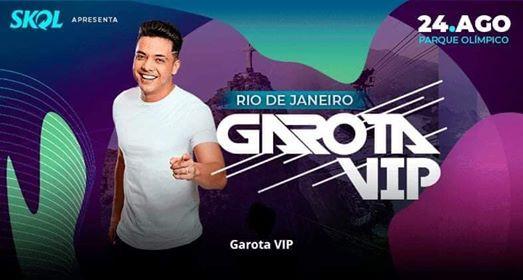 GAROTA VIP - GRAVACAO DO DVD WESLEY SAFADAO  Rio de Janeiro