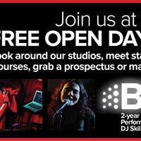 BAMM Open Day - Saturday 29th April