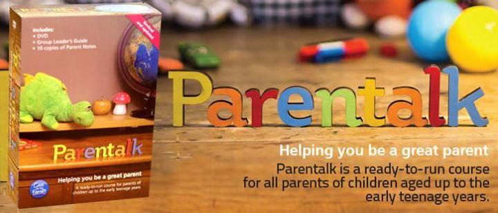 BRAND New Parenting Course - Parentalk