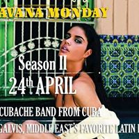 Havana Monday Get ready to ignite