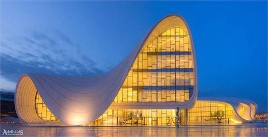 6 pianos and orchestra in Baku (Azerbaijan)