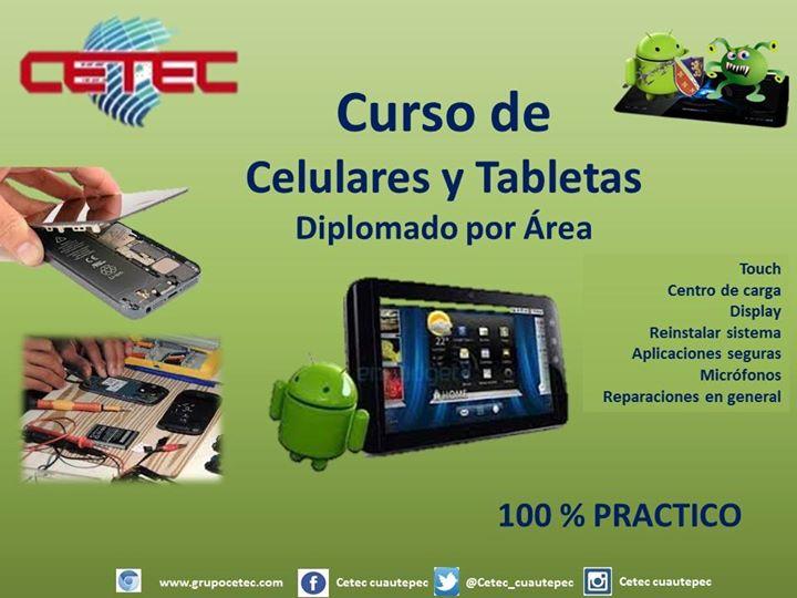 Curso de Reparacion de Celulares at Cetec Cuautepec S.C ... - photo#12