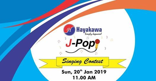 J-POP Singing Contest
