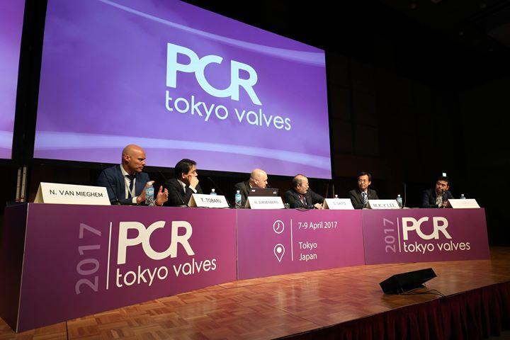 PCR Tokyo Valves 2018