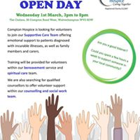 Volunteer Open Day