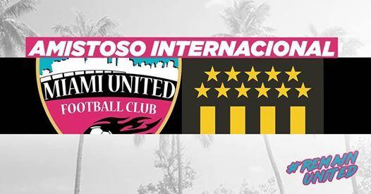 Miami United FC vs CA Pearol