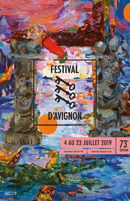 Festival dAvignon avec le Prof. Belzung
