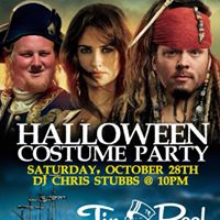 Tin Roof Halloween Costume Party