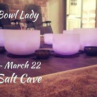 Sound Bath &amp Salt Therapy