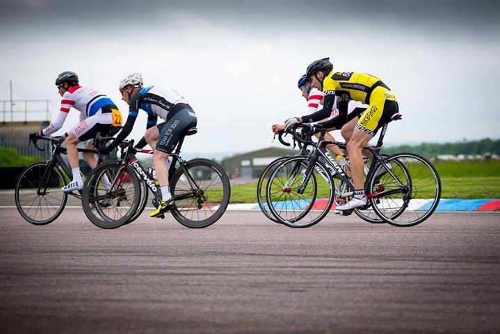 Behind The Bikeshed Racing - Thruxton Series Round 12