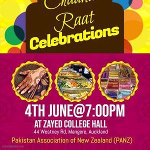 Chaand Raat Celebrations