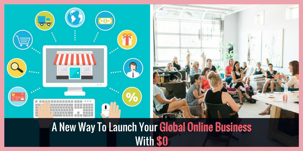 A New Way To Launch Your Online Business With 0