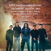 Caleb Hart &amp The Royal Youths LIVE on Galiano Island
