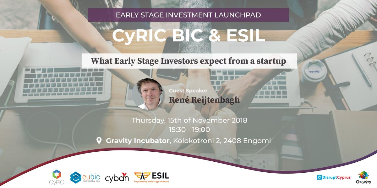 Early Stage Investing Launchpad (ESIL)- Unleashing the Potential of Early Stage Investing in Europe