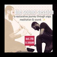 Sound Session A restorative meditative journey with Tea Roman