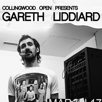 Gareth Liddiard at The Gaso - 2nd show added