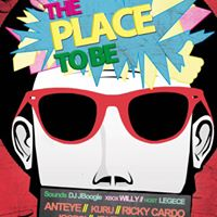 Desert City Entertainment presents The Place To Be