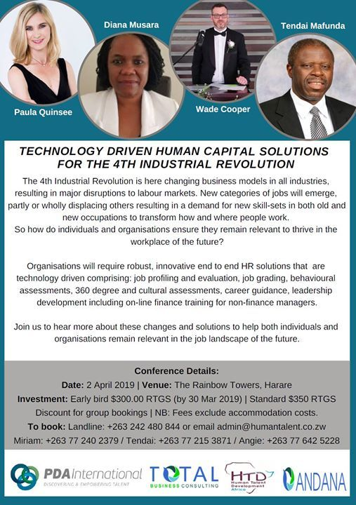 Technology Driven Human Capital Solutions