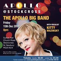 Kitty Mazinsky with Apollo Big Band