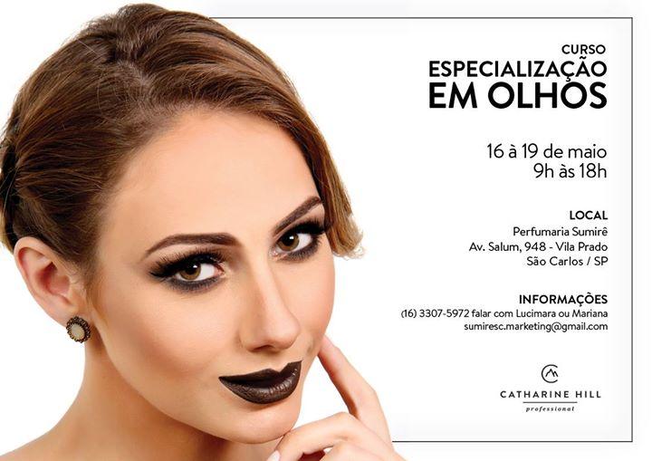 Curso Especialização em Olhos Catharine Hill at Sumirê São