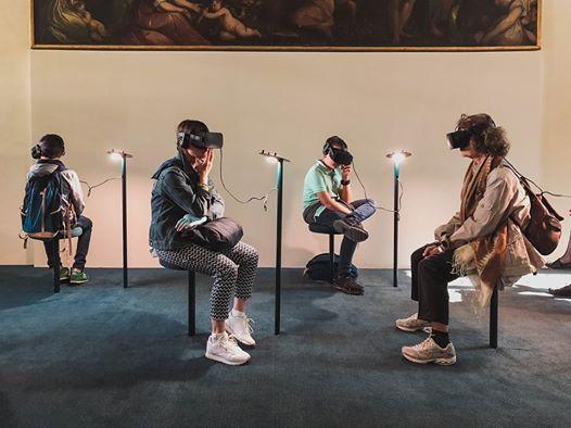 Bildungssalon Historisch-politische Bildung mit VR & AR