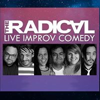 The Radical Live Improv Comedy at Centennial Theatre