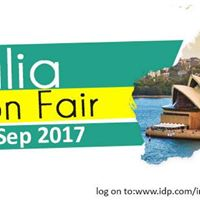 IDP Australia Fair - Vadodara