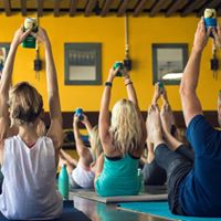 Beer Yoga - Pints and Poses