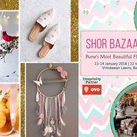 Shor Bazaar 8.0 - Punes Most Beautiful Flea Market