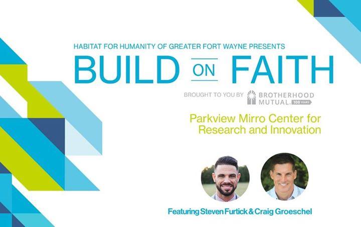 Build on Faith Event